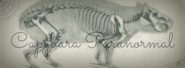 Capybara Paranormal logo 3