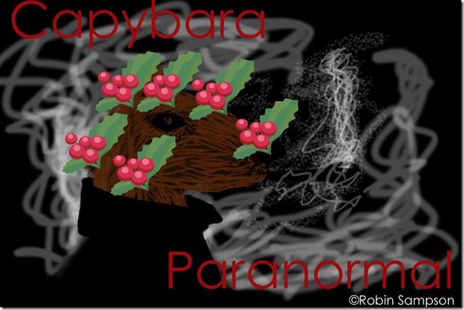 Capybara Paranormal 2 holiday